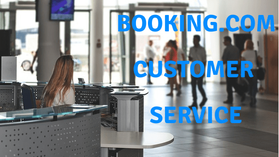 Booking.com customer service
