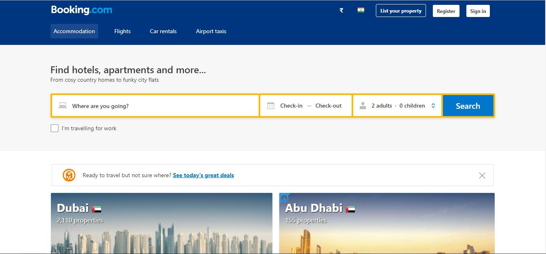 booking.com customer care-min